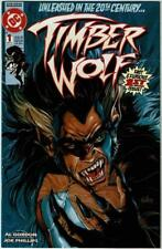 TIMBER WOLF (1992 Series) 1 2 3 4 5 - Full Set  Near Mint  Legion of Superheroes