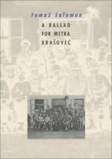 Salamun, Tomaz-Ballad for Metka Krasovec, A BOOK NEW