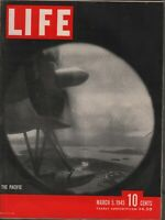 Life Magazine March 5 1945 The Pacific Vintage WWII Ads 082019AME