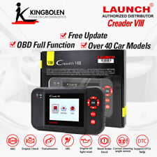 LAUNCH X431 CREADER VIII 8 Code Reader ABS SRS Auto Diagnostic Tool as CRP129