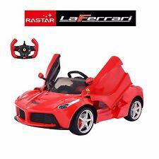 Ferrari LaFerrari 12V Kids Ride On Car Official Licensed 2.4G Remote Control MP3