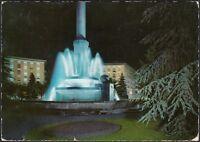AA7613 Keil - Brunnen Der Bahnhof - Klapp - Postkarte Postcard - Postcard