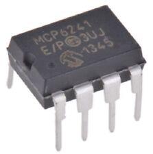 1PCS Microchip MCP6241-E/P MCP6241 Wide Bandwidth Operational Amplifier New IC