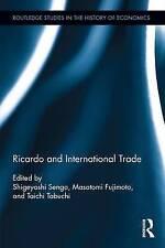 Ricardo and International Trade by Taylor & Francis Ltd (Hardback, 2017)