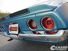 1970-1973 Chevrolet Camaro 1-piece Rear Spoiler
