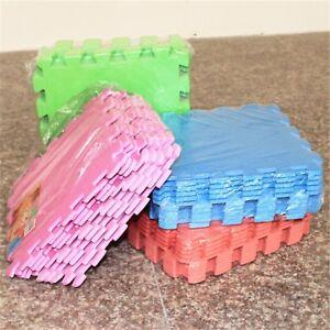 10pcs/set kids Rugs Toys carpet for childrens Interlocking Exercise Floor Tiles