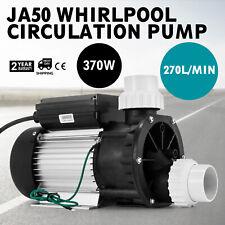 JA50 SPA Whirlpool Pumpe Zirkulationspumpe 370W Filter Einzigartig 270L/min