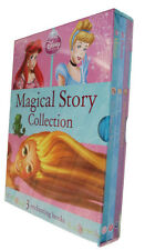 Disney Magical Story Collection 3 Book Box Set Tangled Cinderella Mermail  New