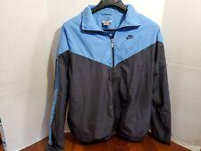 Nike Mens Zip Up Light Jacket XL Wind Breaker Outdoor Golf
