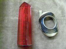 80 81 82 83 84 Lincoln Town Car LH Tail Light Lens, NOS E0VY-13451-A