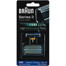 Braun personal care combi pack 31 B nuevo negro cabezal/scherblatt afeitadora