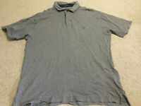 Rodd & Gunn Mens Polo Shirt Grey Extra Large XL Original Fit Genuine Authentic