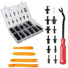 Clips+Tools Car Body Retainer Push Rivet Trim Moulding Fastener Screwdriver 350