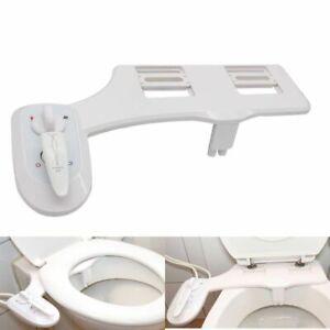 Dusch/WC Bidet Taharet/Taharat Aufsatz mit Warm & Kaltwasser