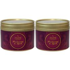 2 x Shearer Candles Home, Frankincense & Myrrh, Small Scented Candle - 20 Hours