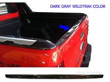 FIT FORD RANGER T6 MK2 FACELIFT 2015-ON V.2 GRAY BACK REAR LINE TAIL GATE COVER