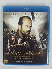 In the Name of the King: A Dungeon Siege Tale (Blu-ray Disc, 2009)