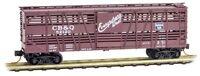 CB&Q Burlington 40' Despatch Stock Car MTL# 035 00 130 Micro-Trains N Scale