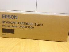 Epson C900/C1900 Developer Cartridge Black