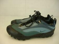 Womens 8 M Nike Cycling Shoes Kato III Lace Up Deep Ocean Mineral Leather 2004