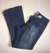Levi's Bold Curve Boot Cut Jeans Women's Size 16W x 30 Medium Wash