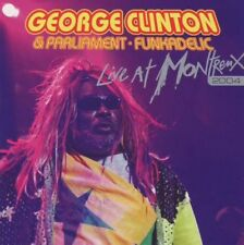 George Clinton - Live at Montreux 2004 - CD -