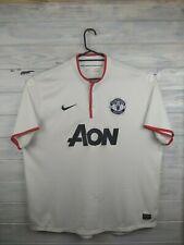 Manchester United jersey 2XL 2012 2014 away shirt soccer football Nike