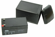 Batería de GEL 12v 3,4 pas F SIMSON TCS 425 MZ RT125 BK350 PITTY Wiesel