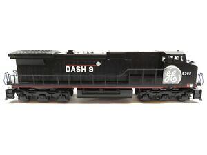 Lionel 6-18226 General Electric Dash-9 Demo w/TMCC Railsounds NIB