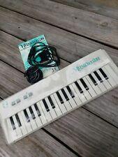 Reveal Musicstar Mkb02 Multimedia Music System Midi Keyboard Vintage