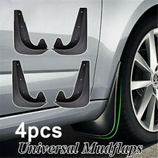 4pcs Universal Splash Guards For Car Pickup SUV Mudflaps Mud Flaps Mudguard Auto