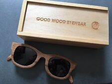 Rare Good Wood NYC First Run 419 Sunglasses