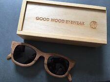 Rare Good Wood NYC First Run 419 Sunglasses