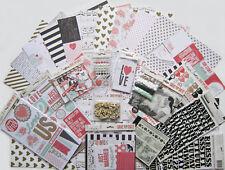 *Teresa Collins Wedding (Save the Date) Textured Paper & Embellish  (B) Save 60%