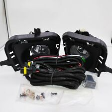For Toyota Prius C / Aqua 2012 ~ 2014 Bumper Fog Lamp Replace Complete Kit /1Set