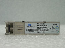 Foundry E1Mg-Sx 850nm 1000Base-Sx Mini Gbic 90 Day Warranty 100% Tested