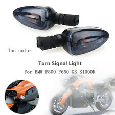 Pair Front Rear Indicator Turn Signal Light Blinker For BMW F800 F650 GS