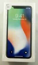 New Apple iPhone X A1865 AT&T 256 GB Clean IMEI -SR905