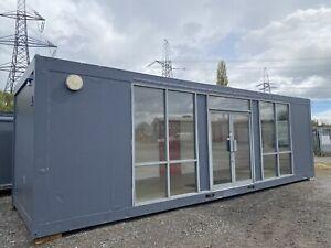 32ft Marketing Suite, Sales Centre, Site Cabin, Container, Office, Car Sales