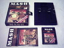 ATARI 2600 7800 GAME; MASH  Complete in BOX  1983 Fox Video  MINT  *Rarity 3*