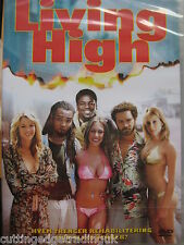 Living High (DVD, 2006) NEW SEALED (Nordic Packaging) Region 2 PAL
