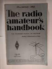 The Radio Amateur's Handbook - 39th Edition - 1962