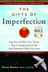 Gifts Of Imperfection, The: by Brown, Brene Paperback Book The Fast Free