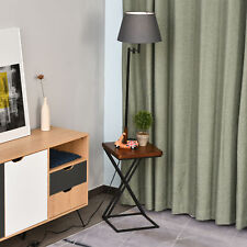 HOMCOM 65 Floor Lamp with Table Extendable and...