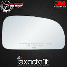 NEW PASSENGER'S SIDE VIEW MIRROR RIGHT REPLACEMENT MIRROR GLASS CONVEX CHEVY GMC