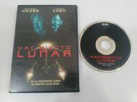 Yacimiento Lunar Rutger Hauer Joan Chen Philippe Mora - DVD Español English
