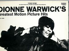 Dionne Warwick – Greatest Motion Picture Hits - LP Record