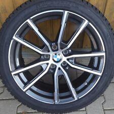 REIFEN NEU 3er BMW G20 G21 Winterräder RDC V-SPEICHE 780 orbitgrey DOT 2220