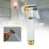 Bathroom Brass Bidet Hand-held Sprayer Toilet Spray Shower Head Nozzle Sprinkler
