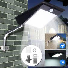 81 LED Solar Power Motion Sensor Security Street Light Lamp Outdoor  W W
